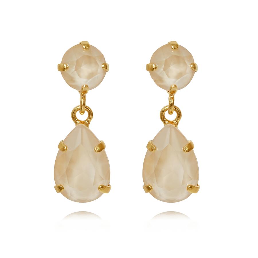 Hem Örhängen Caroline Svedbom – Mini drop earrings Ivory Cream 99e83c4881c98
