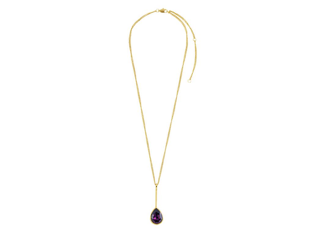 Dyrberg/Kern- Halsband Venitia SG Purple