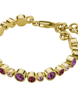Dyrberg/Kern- Armband TERESIA SG Purple