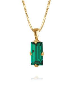 caroline svedbom baguette emerald